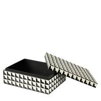 Luxury Box 'Cabas' S 28 x 21 x H. 10 cm