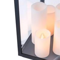 Tischlampe Debonair - 35 x 35 x H. 65 cm