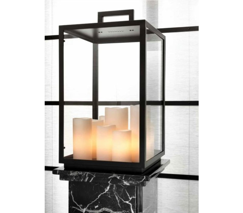 Eichholtz Table Lamp Debonair 35 X 35 X H 65 Cm Wilhelmina Designs