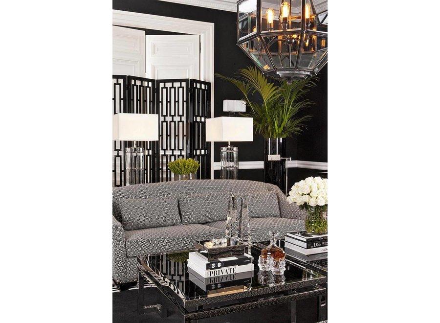 Design salontafel 'Palmer' | 100 x 100 x 45cm