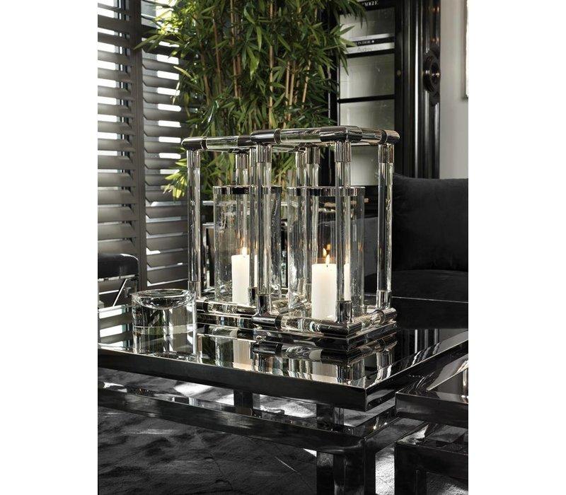 Design salontafel Palmer   100 x 100 x 45cm