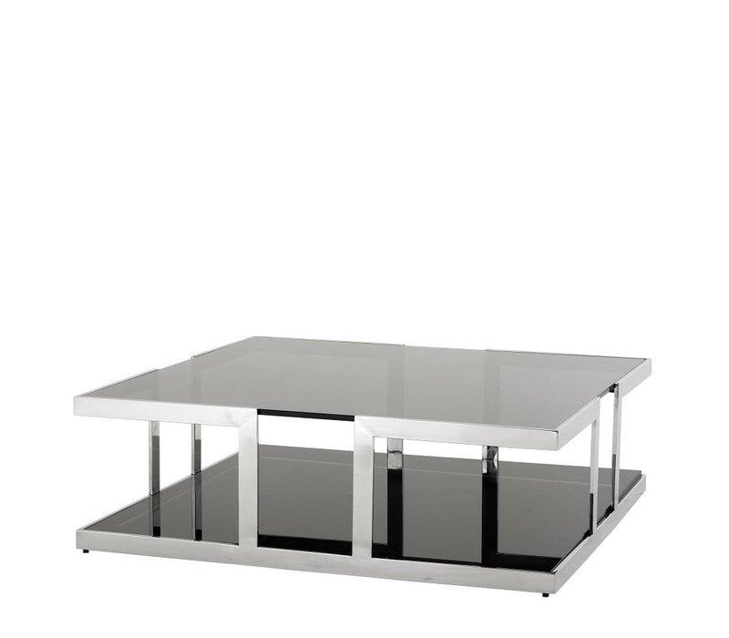 Designer-Salontisch Treasure |100 x 100 x H32cm