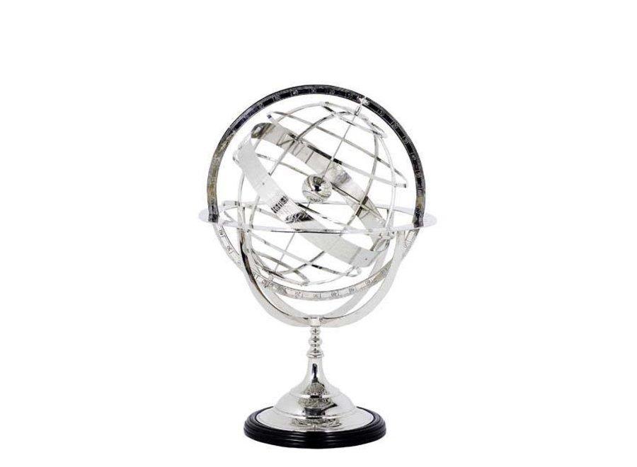 Decoratie 'Globe' L