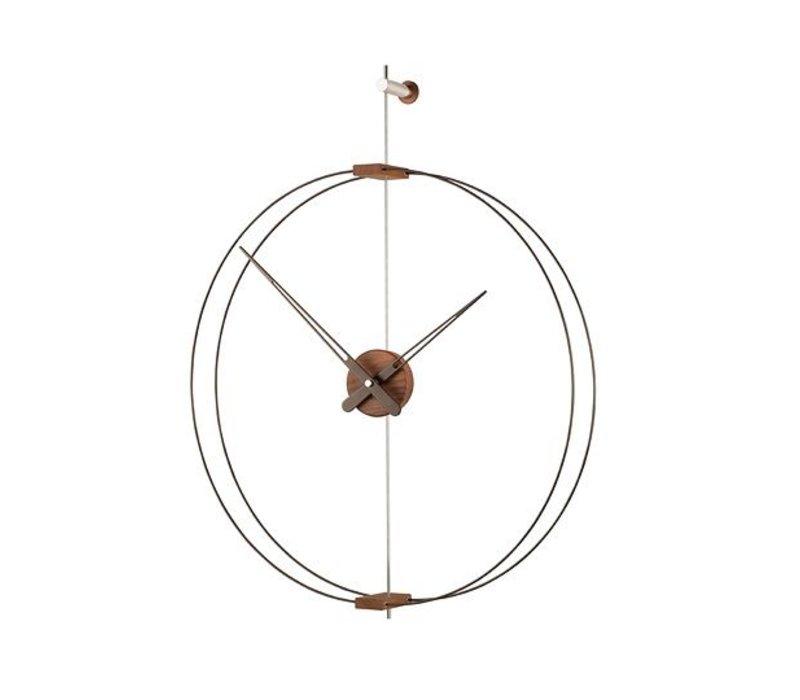 Design Wall Clock 'Mini Barcelona' 66 cm