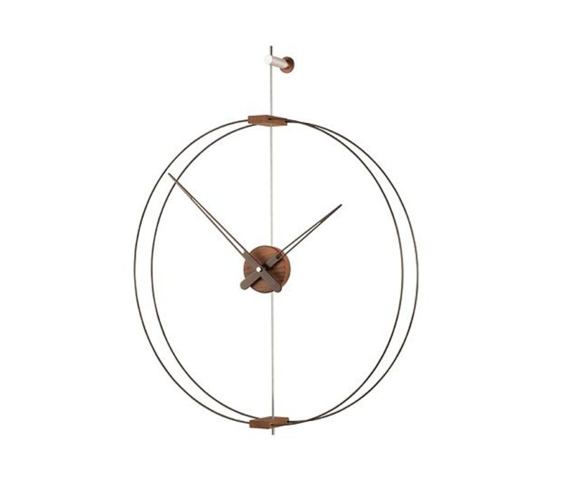 Design Wandklok 'Mini Barcelona' diameter 66 cm