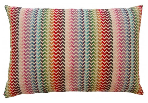 CLAUDI Design Cushion Kerem Multicolor