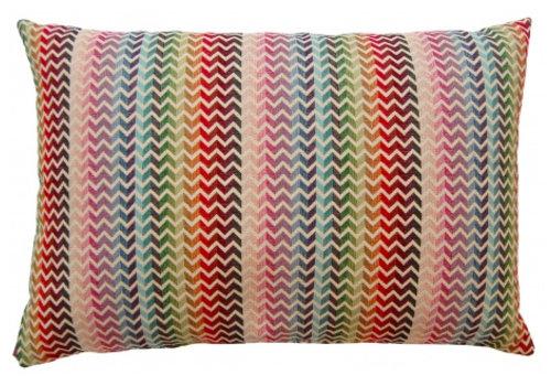CLAUDI Design Kissen Kerem Multicolor