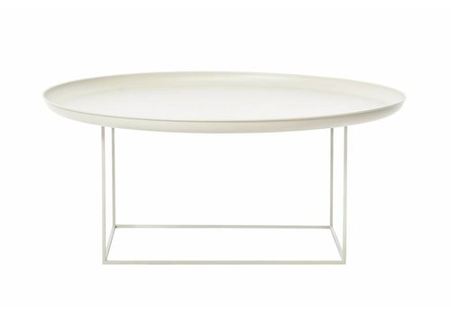 "NORR11 Beistelltisch ""Duke Large"" - Antique White"