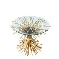 Design bijzettafel 'Bonheur' met een diameter van 80cm