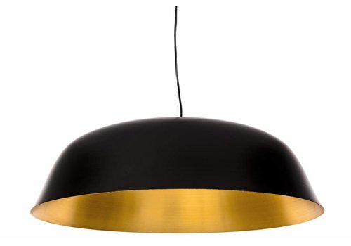 NORR11 Design hanglamp 'Cloche Three' Black