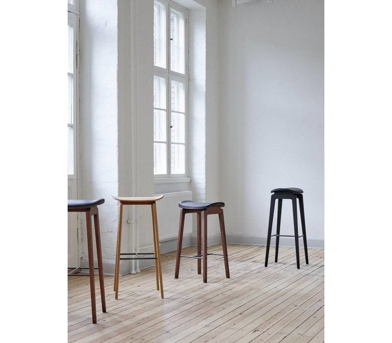 Bar chair NY11 Dark Stained