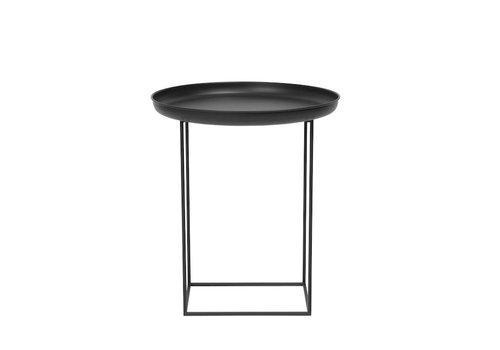 NORR11 Bijzettafel 'Duke Small' - Earth Black
