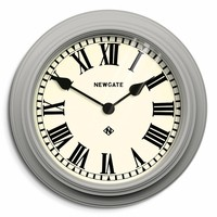 Wall clock 'The Theatre' color 'Grey'