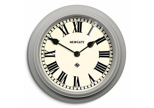 Newgate Wall clock 'The Theatre' Grey