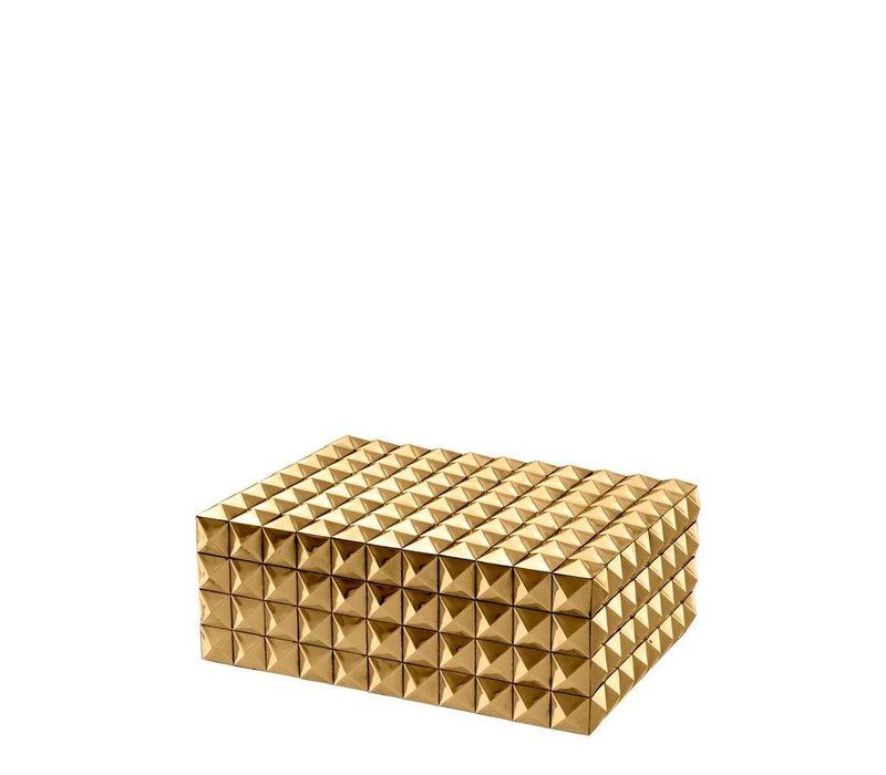 """Luxus-Sammeldose """"Viviënne"""" S 29,5 x 22 x H. 11 cm"""