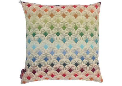 CLAUDI Design Cushion Candice Multicolor