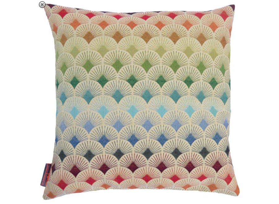 Sierkussen Candice kleur Multicolor