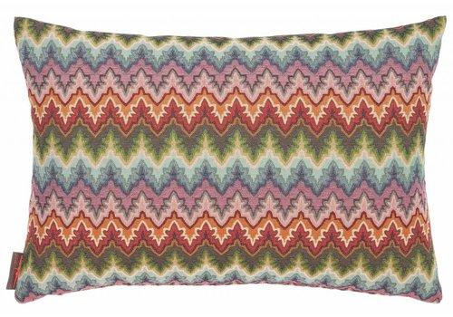 CLAUDI Design Kissen Bavaria Multicolor
