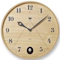 Cuckoo clock round