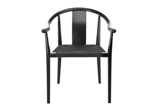 NORR11 Design-Stuhl Shanghai Black