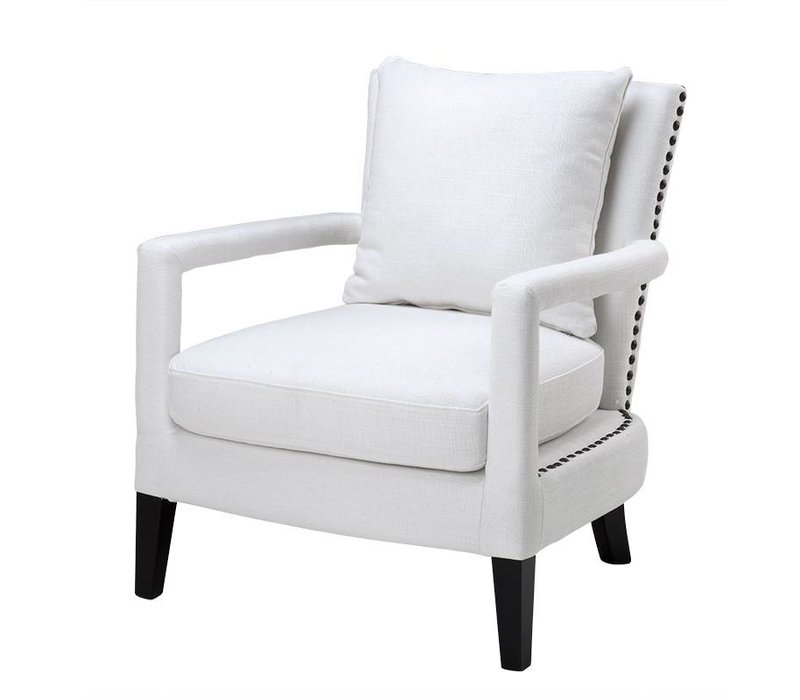 Armchair 'Gregory' White