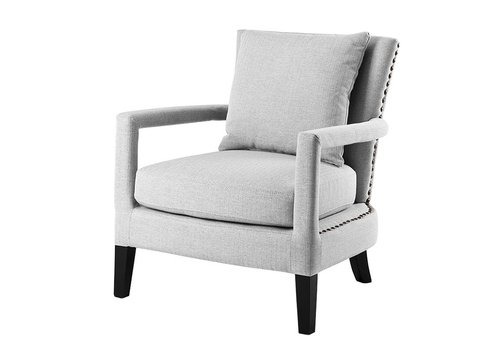 Eichholtz Armchair 'Gregory' Grey