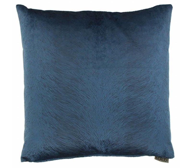 Cushion Perla color Denim