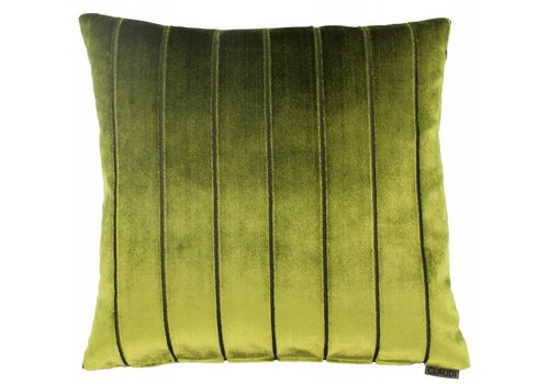 CLAUDI Chique Cushion Bruno Olive