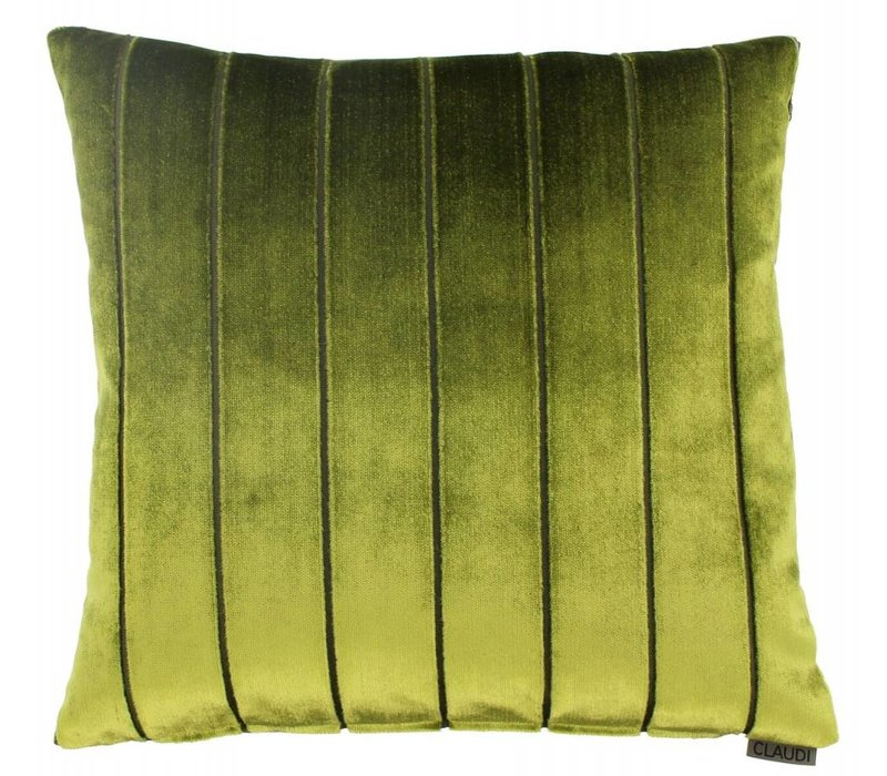 Cushion Bruno in color Olive