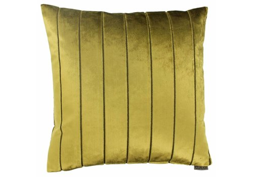 CLAUDI Cushion Bruno Mustard