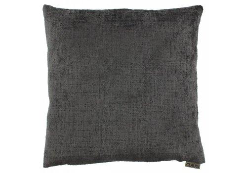 CLAUDI Chique Cushion Ponzio Anthracite