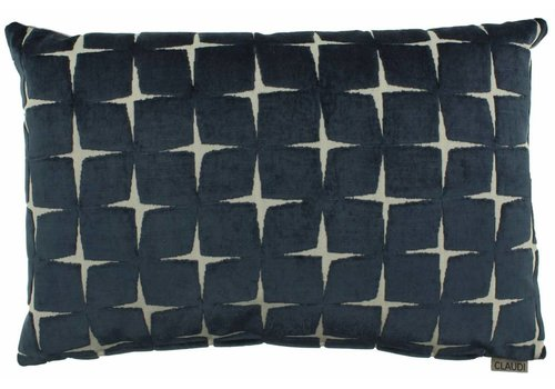 CLAUDI Cushion Isidora Denim