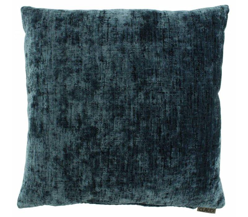 Cushion Vibeka color Petrol