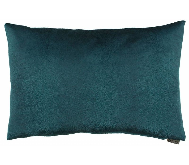 Cushion Perla color Petrol