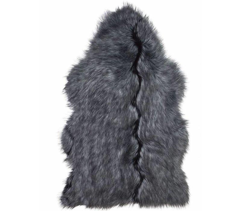 Schapenvacht 'Tamaskanwolf' 70 x 115cm