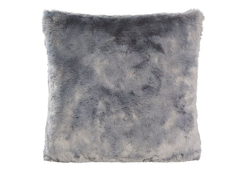 Winter-Home Fellkissen - Seal Grey