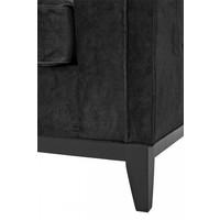 Sessel 'Aldgate' Black Velvet