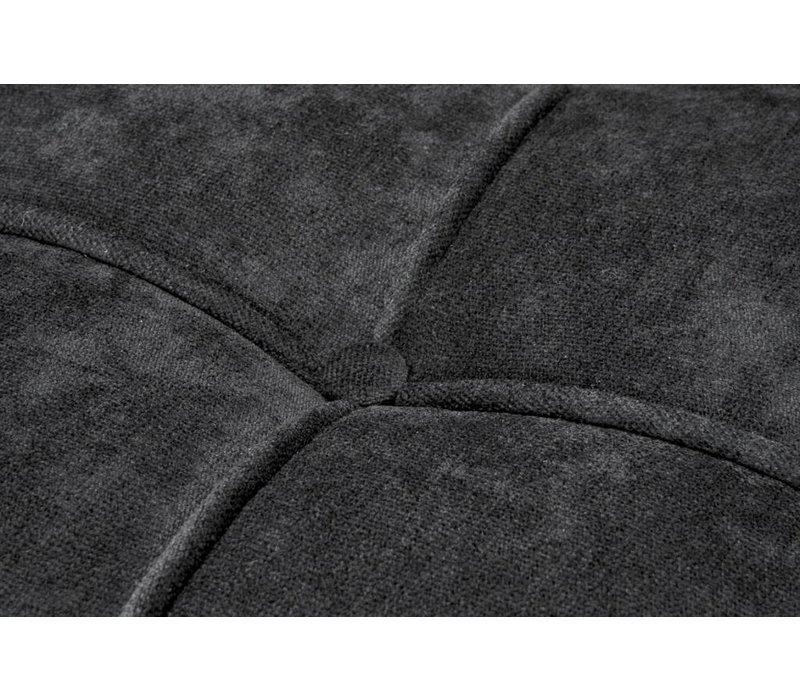 Chair 'Aldgate' Black Velvet