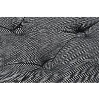 Eichholtz Chair 'Camden' Herringbone Black & White