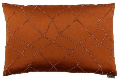 CLAUDI Cushion Christiano Burned Orange