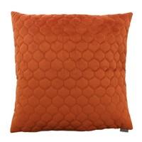 Throw pillow Adrina Color Rust