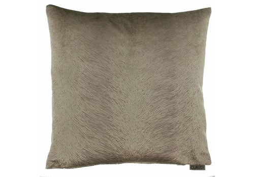 CLAUDI Cushion Perla Brown