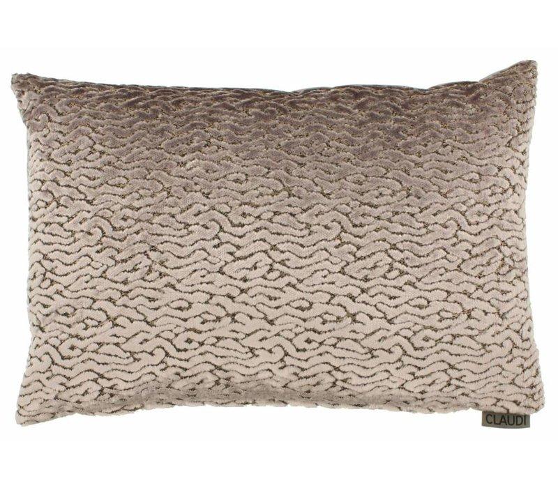 Cushion Taddeo color Nude