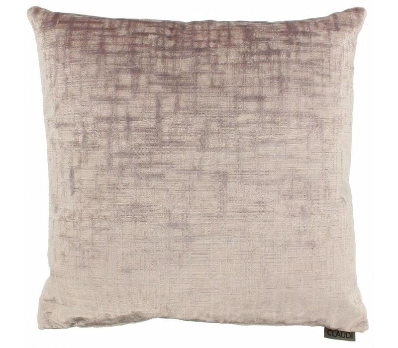 Cushion Sebastiano color Nude