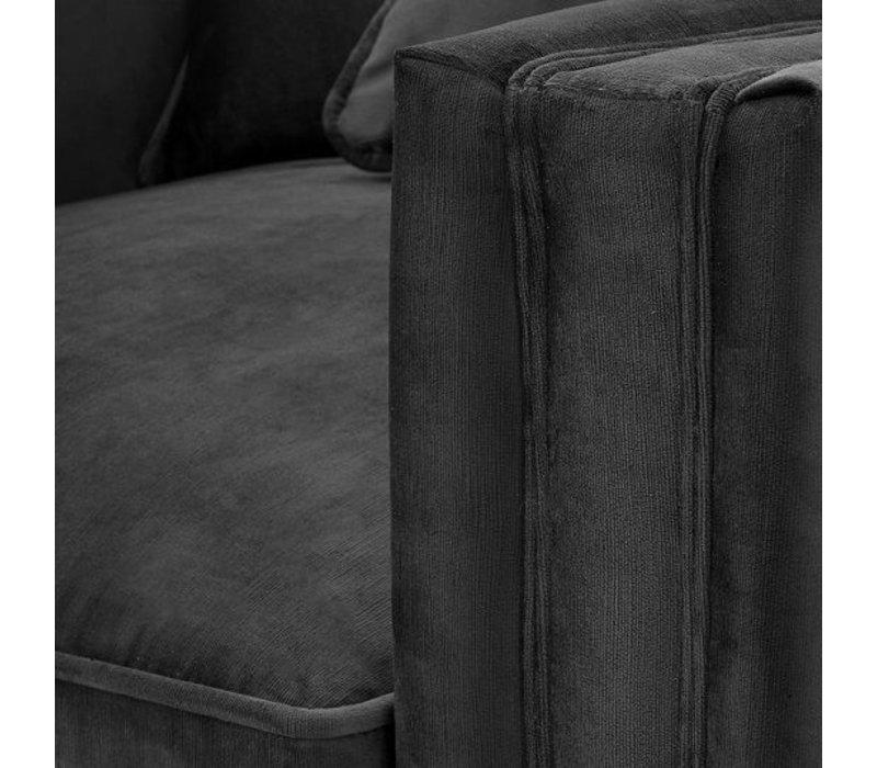 Chair 'Menorca' Jet Black