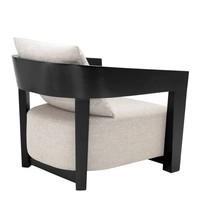 Chair 'Rubautelli' Loki Linen