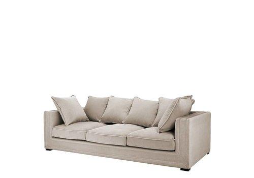 EICHHOLTZ Sofa 'Menorca' Stone Gray