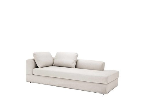 Eichholtz Sofa 'Canyon' Left Panama Natural