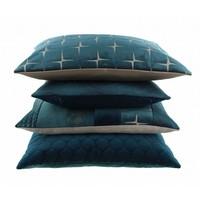 Cushion Perla color Petrol