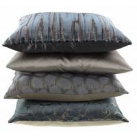 Cushion Zafira color Petrol